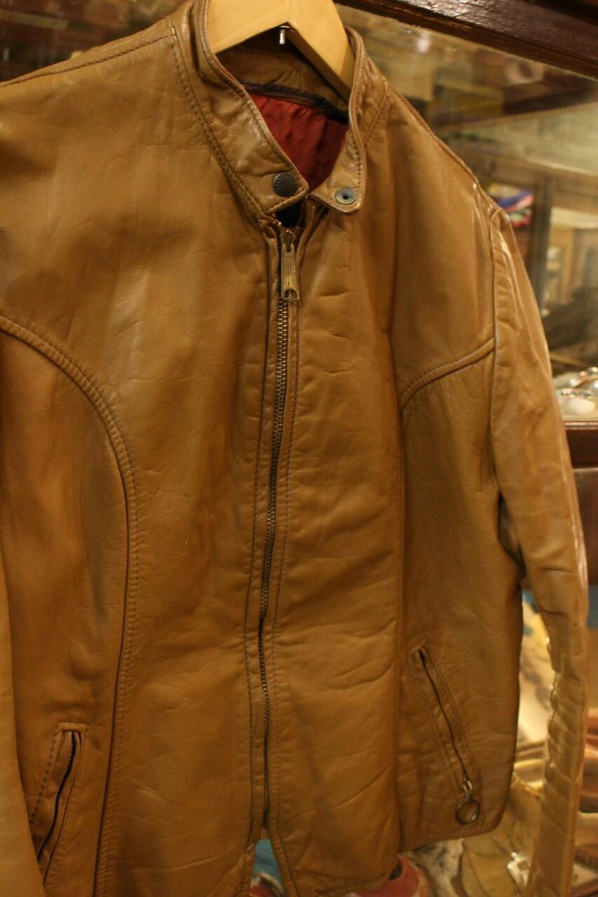 leatherjacket & スタジャン_a0108963_00474972.jpg