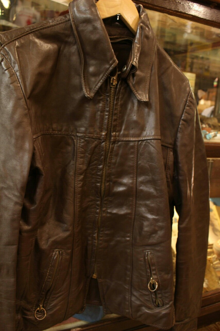 leatherjacket & スタジャン_a0108963_00491049.jpg
