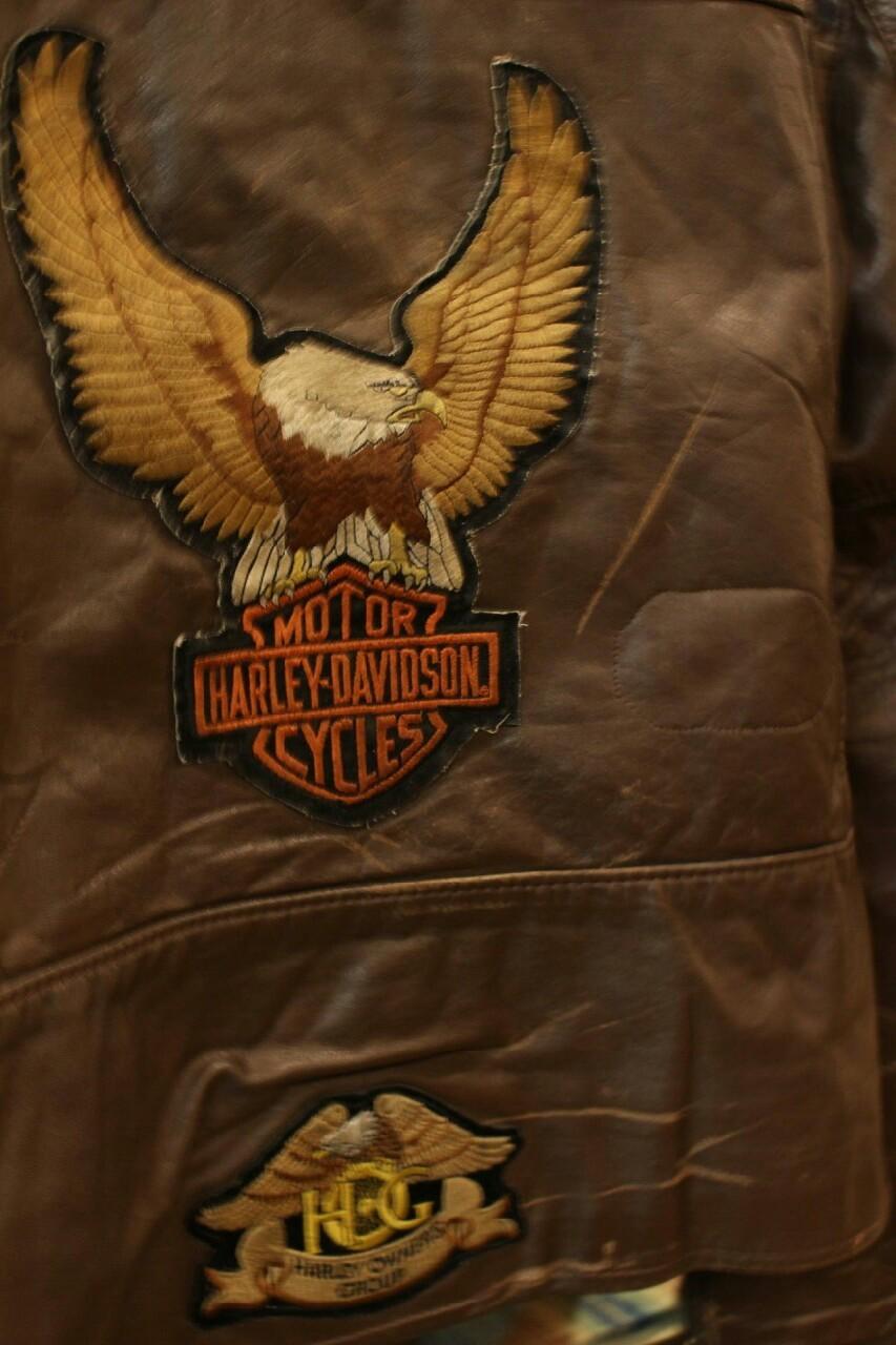 leatherjacket & スタジャン_a0108963_00504736.jpg
