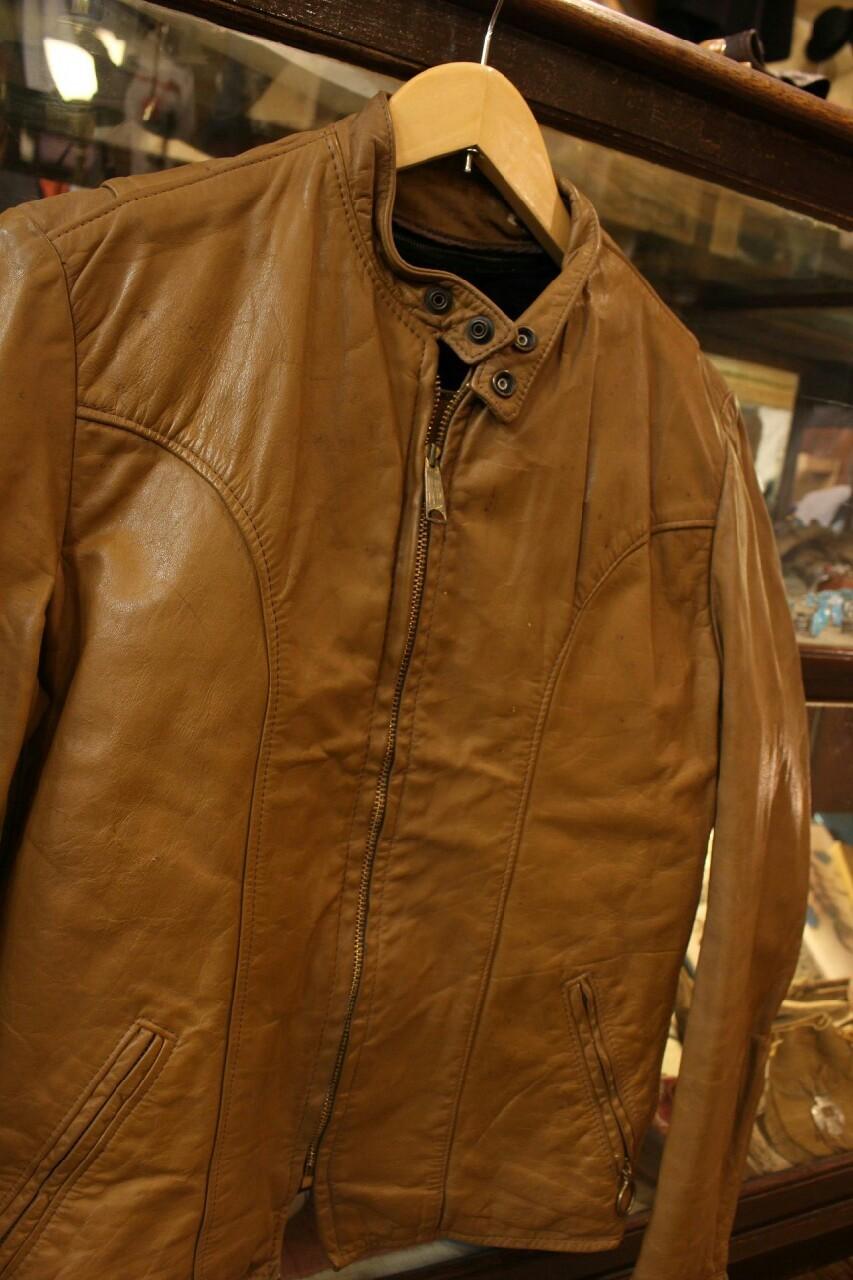 leatherjacket & スタジャン_a0108963_00552504.jpg