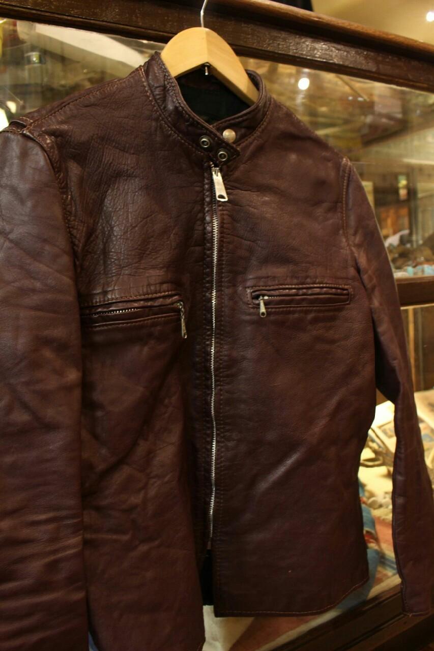 leatherjacket & スタジャン_a0108963_00582693.jpg