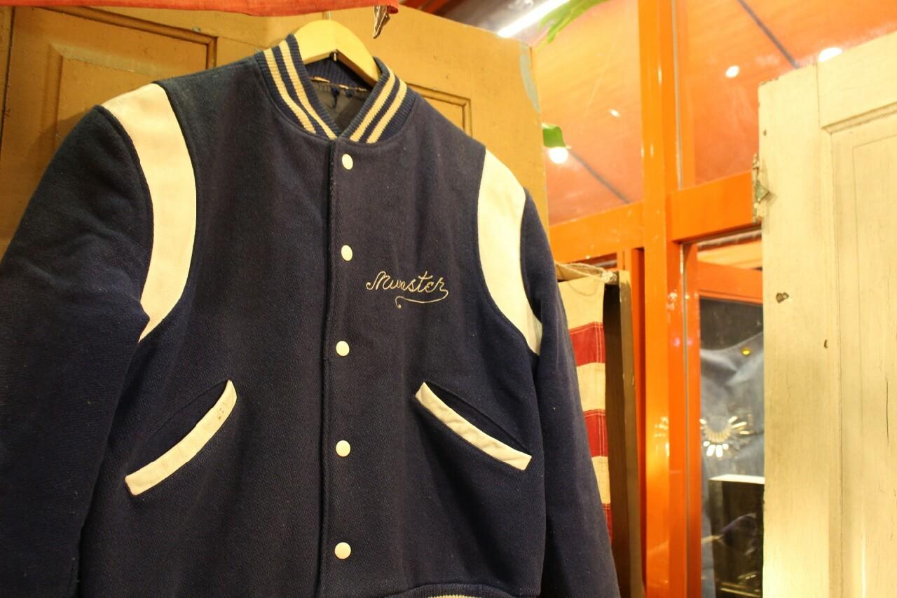 leatherjacket & スタジャン_a0108963_01090339.jpg