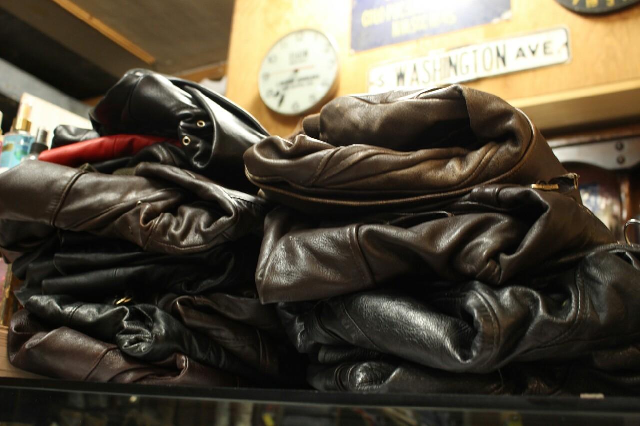 leatherjacket & スタジャン_a0108963_01255340.jpg