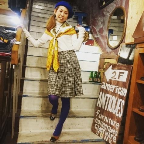 PWレディス♡ビンテージスカート追加!_a0108963_21311421.jpg
