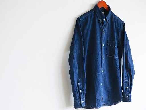 DENIM B.D.SHIRT _d0160378_16195713.jpg