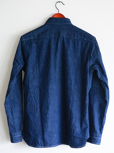 DENIM B.D.SHIRT _d0160378_16213332.jpg