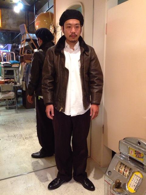 秋に向けてコーディネイト!!(大阪アメ村店)_c0078587_1652667.jpg