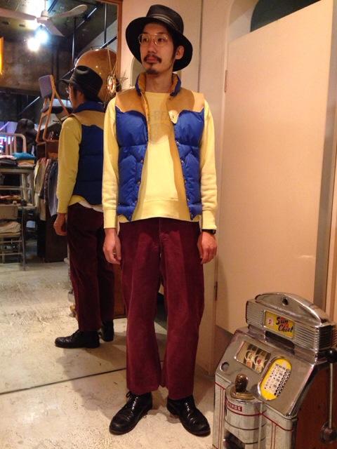 秋に向けてコーディネイト!!(大阪アメ村店)_c0078587_1654181.jpg