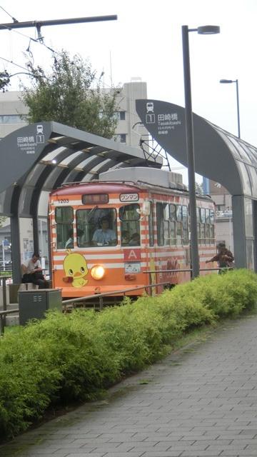 藤田八束から石破大臣へ@熊本の市内電車、熊本はなぜ元気なのか・・・地方創生のベスト条件_d0181492_22283695.jpg