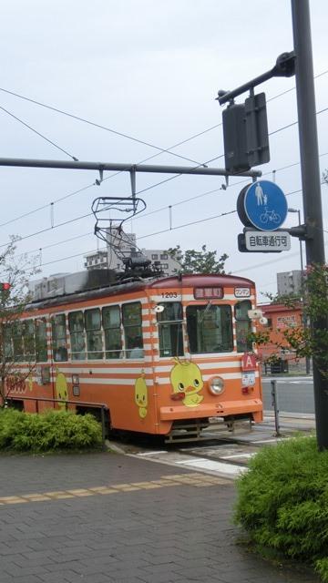 藤田八束から石破大臣へ@熊本の市内電車、熊本はなぜ元気なのか・・・地方創生のベスト条件_d0181492_22294762.jpg