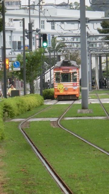 藤田八束から石破大臣へ@熊本の市内電車、熊本はなぜ元気なのか・・・地方創生のベスト条件_d0181492_22304374.jpg