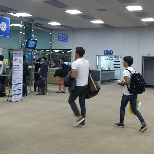 Rain 上海そして金浦空港_c0047605_758725.jpg