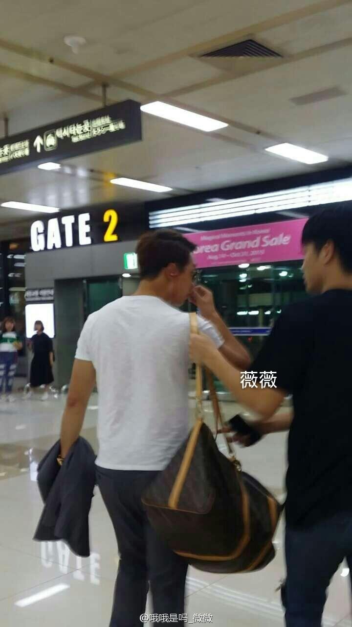 Rain 上海そして金浦空港_c0047605_7592648.jpg