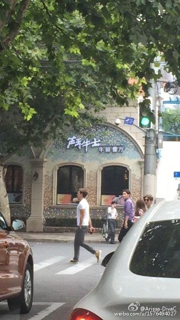 Rain 上海そして金浦空港_c0047605_831083.jpg