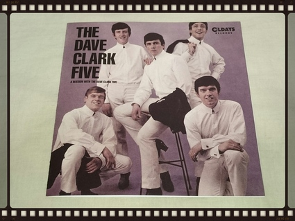 THE DAVE CLARK FIVE / A SESSION WITH THE DAVE CLARK FIVE 紙ジャケ _b0042308_184529.jpg