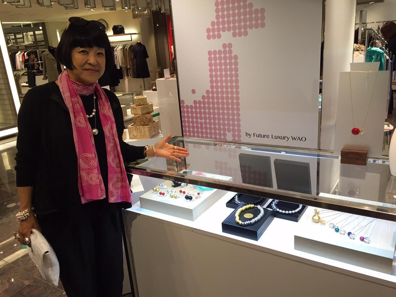 今日は、伊勢丹新宿・本館4階<JAPAN MARCHE>に行ってきました!_c0145608_19184121.jpg