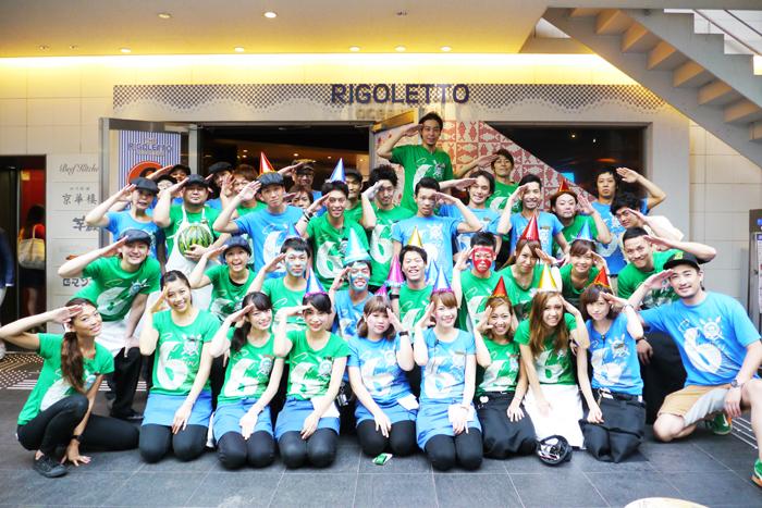 【6周年】ご参加ありがとうございました☆THE RIGOLETTO OCEAN CLUB☆横浜リゴレット記念撮影→_b0032617_13101792.jpg