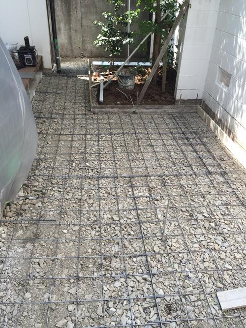 近況にアップします。宮崎市S様garden renovation_b0236217_21264522.jpg