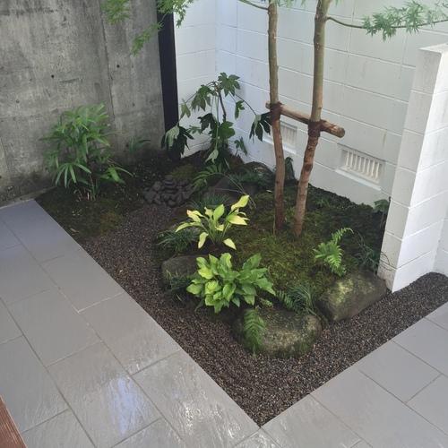 近況にアップします。宮崎市S様garden renovation_b0236217_21295052.jpg