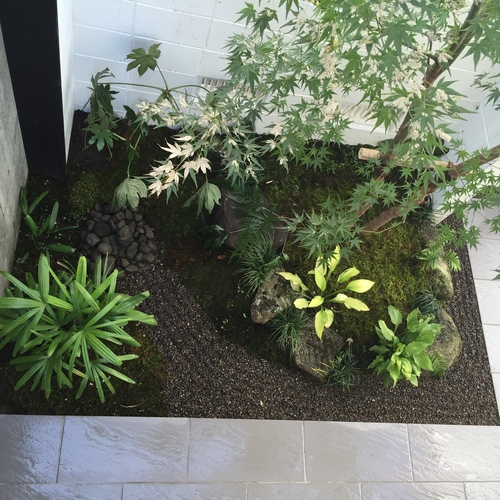 近況にアップします。宮崎市S様garden renovation_b0236217_21301860.jpg