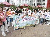 国会12万人、大阪は2万5千人の大集会!戦争法案廃案の1点で集まり声をあげました!(*^^*)_c0133422_0151878.jpg