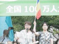 国会12万人、大阪は2万5千人の大集会!戦争法案廃案の1点で集まり声をあげました!(*^^*)_c0133422_072774.jpg
