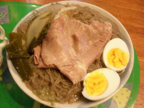 韓国冷麺 レンミョン_a0173527_17341276.jpg