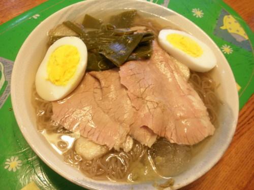 韓国冷麺 レンミョン_a0173527_17380905.jpg