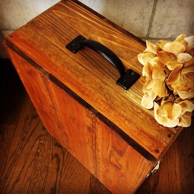 木製キャリーケース。_b0125443_1121962.jpg
