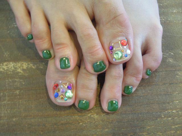 My Foot Nail_a0239065_1112311.jpg