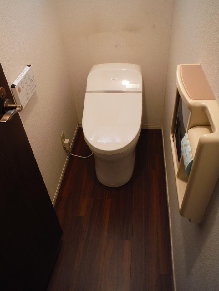 増築 ~ トイレ工事_d0165368_7125189.jpg