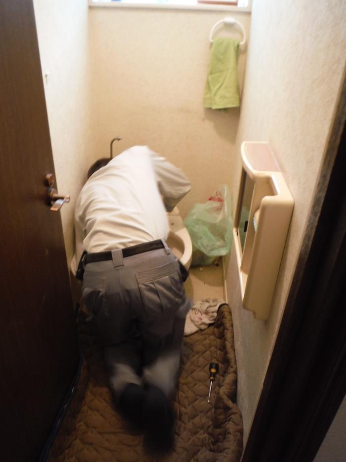 増築 ~ トイレ工事_d0165368_713736.jpg