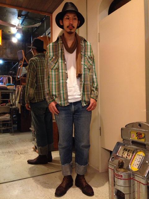 ヴィンテージスタイルイメージ!!(大阪アメ村店)_c0078587_12492041.jpg