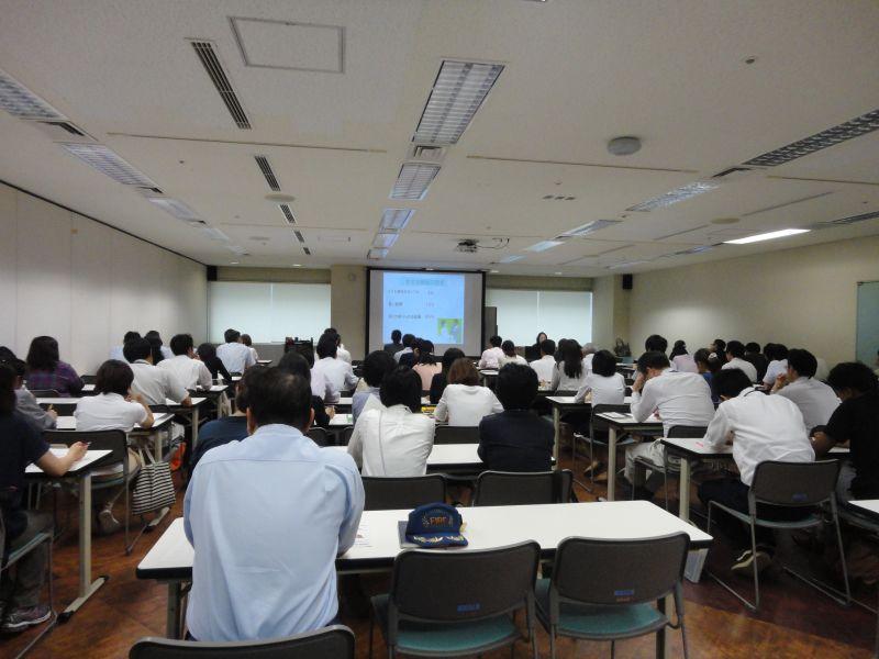 藤沢市役所で、研修会開催_b0154492_22271436.jpg