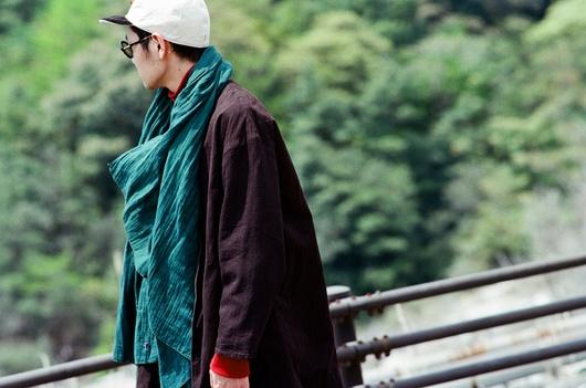 鹿児島の作り手2人展 陶と服_c0256701_1563197.jpg