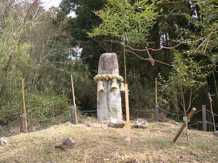 安心院 米神山の巨石群_c0222861_21213240.jpg