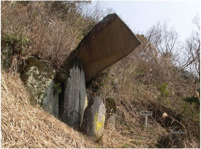 安心院 米神山の巨石群_c0222861_21215689.jpg