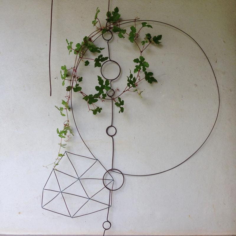 9/19〜チプラスタヂオ展「空の円と大地の円」 at KURARI_e0271865_005435.jpg