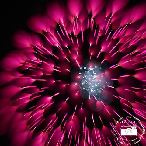 ふんわり&幻想的な光の世界を楽しむ!アート風な花火の撮り方