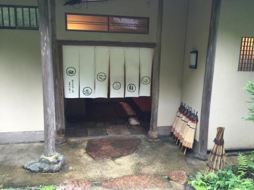 週末は京都へ…美山荘③_e0326573_08281660.jpg