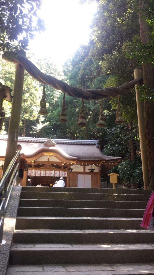 日本最古の神社 神様のお山 in 吉野_f0186787_23133280.jpg