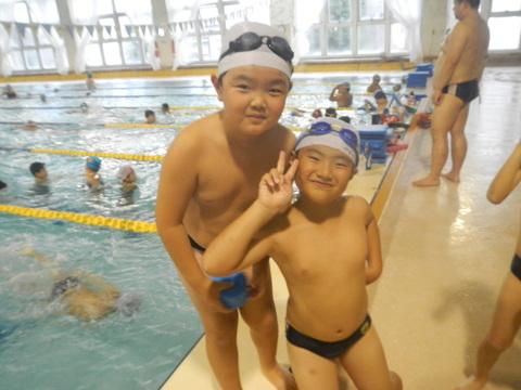 上手に泳げるかな?_b0286596_18444313.jpg