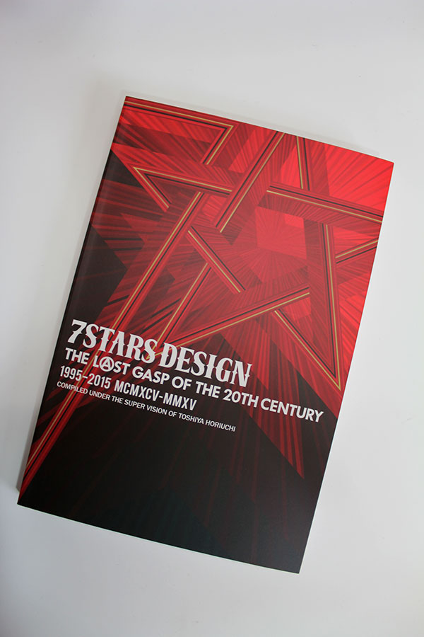 "【""7STARS DESIGN\"" THE LAST GASP OF THE 20TH CENTURY】 通常版入荷_a0097901_14494865.jpg"