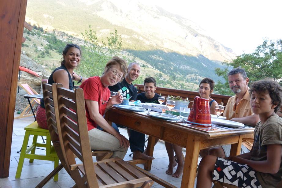 """2015年7月 『憧れのモンブランへ』 July, 2015 \""""To Mont Blanc, My Dream\""""_c0219616_1529669.jpg"""