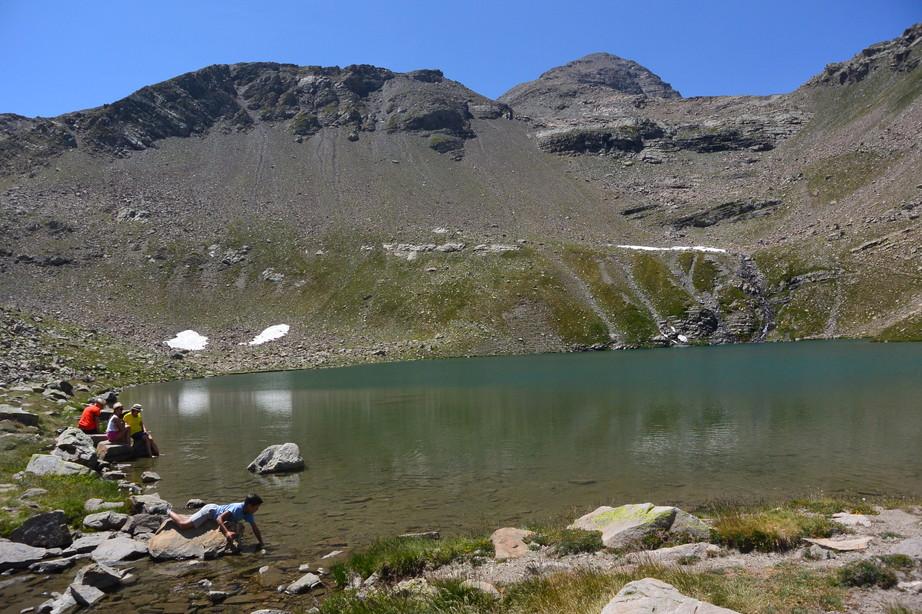 """2015年7月 『憧れのモンブランへ』 July, 2015 \""""To Mont Blanc, My Dream\""""_c0219616_1632336.jpg"""