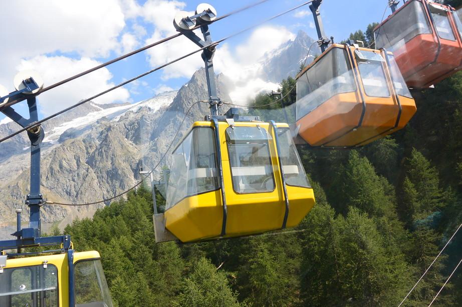 """2015年7月 『憧れのモンブランへ』 July, 2015 \""""To Mont Blanc, My Dream\""""_c0219616_1633108.jpg"""