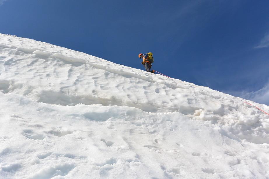 """2015年7月 『憧れのモンブランへ』 July, 2015 \""""To Mont Blanc, My Dream\""""_c0219616_16361282.jpg"""