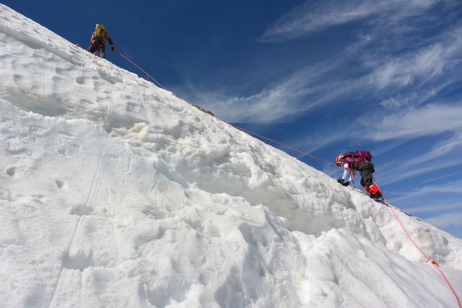 """2015年7月 『憧れのモンブランへ』 July, 2015 \""""To Mont Blanc, My Dream\""""_c0219616_16363231.jpg"""