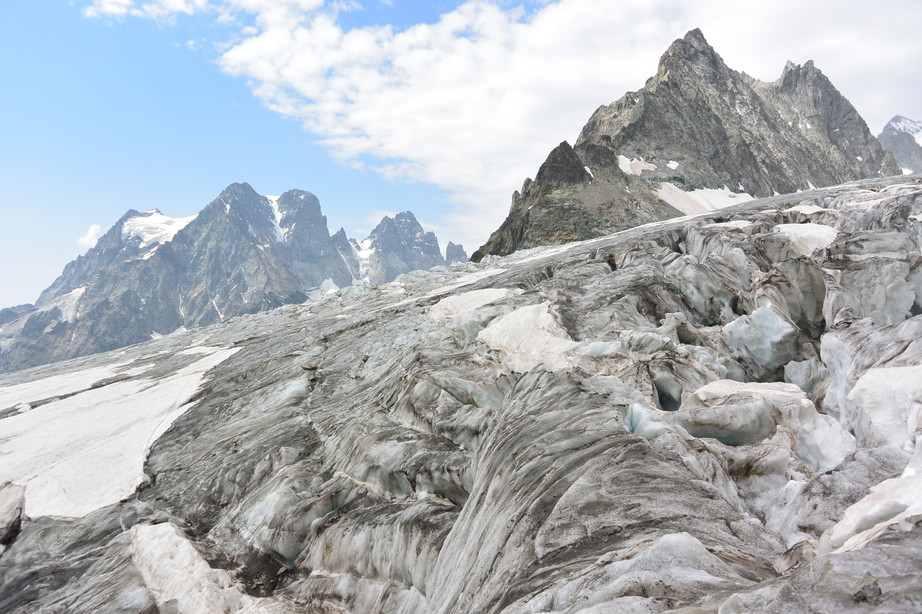 """2015年7月 『憧れのモンブランへ』 July, 2015 \""""To Mont Blanc, My Dream\""""_c0219616_17231038.jpg"""