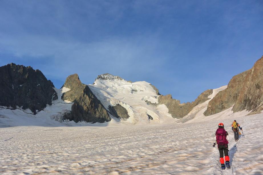 """2015年7月 『憧れのモンブランへ』 July, 2015 \""""To Mont Blanc, My Dream\""""_c0219616_17291778.jpg"""